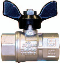 Brass T Handle Ball Valves Image