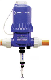 Dosatron D8R Fertilizer Injector Image