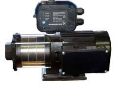 CH Series – Horizontal Multistage end-suction pumps Image