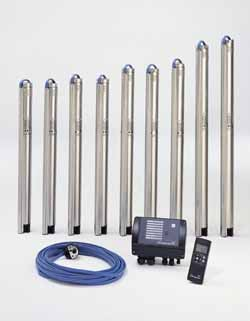 Grundfos SQ/SQE – one solution to constant water pressure Image