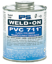 IPS Weld-On Solvent 711 Image