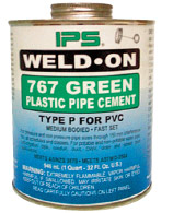 IPS Weld-On Solvent 767 Image