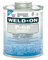 IPS Weld-On P-68 Primer Image