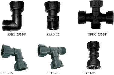 Tavlit Swivel Fittings Image