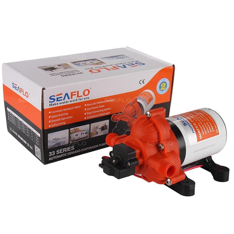 Seaflo Diaphragm Pump Series 33 Image