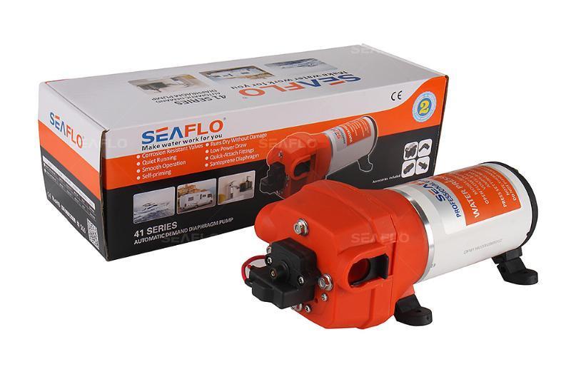Seaflo Diaphragm Pump Series 41 Long Image