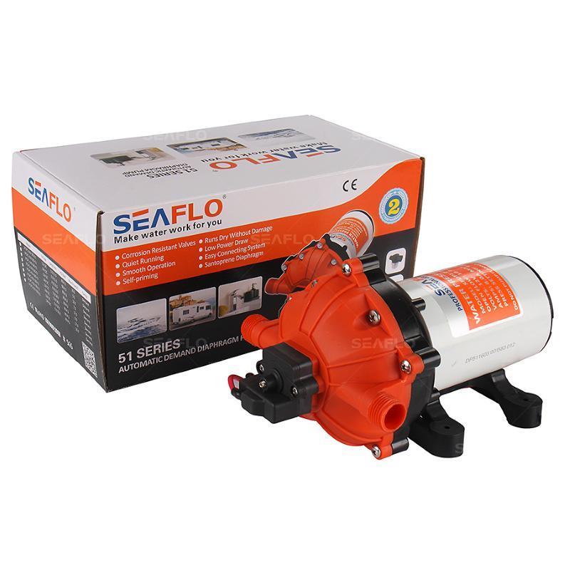 Seaflo Diaphragm Pump Series 51 Image