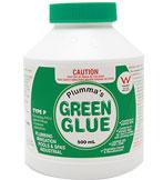 Plumma's GREEN GLUE Solvent Cement • 250ml Image