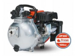 Orange Engine Drive Utility Pump UP300 Petrol Image