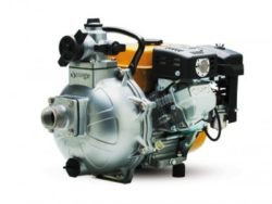 Orange Engine Drive Utility Pump UP600 Petrol Image