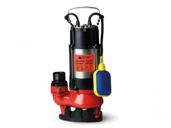 Orange SP140 Submersible Pump Image