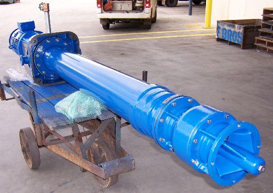 Industrial Pump Installation