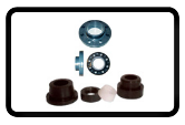 Fittings PVC Poly Tapping Hose Clamps